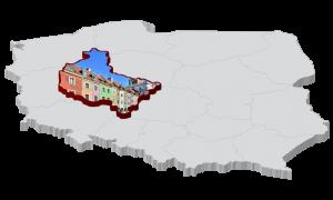 Polska Mapa Kiełbasy - Wielkopolska