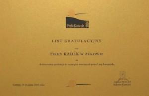 Osiągniecia Kadek