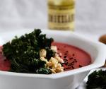 Zupa z jarmużu