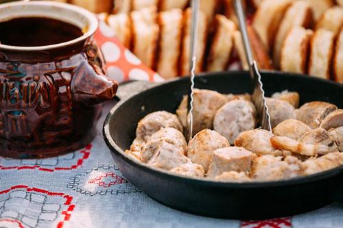 Kuchnia Białoruska Kuchnia Po Sąsiedzku Dobrakielbasapl