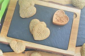 Pierniczki z mąki żytniej a la katarzynki