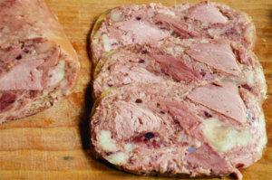 Domowy salceson - rolada mięsna