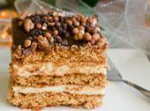 Ciasto miodowe karnawałowe