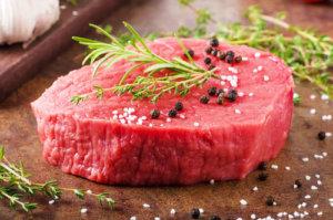 Ziołowy aromat mięsnych potraw