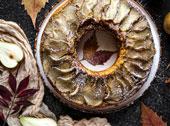 Ciasto dyniowe z gruszkami