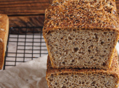Chleb razowy pszenny